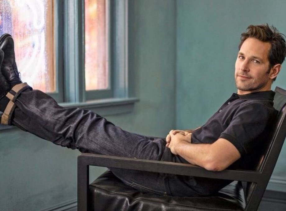 Actor Paul Rudd 'geeked out' on 'Captain America: Civil War' set