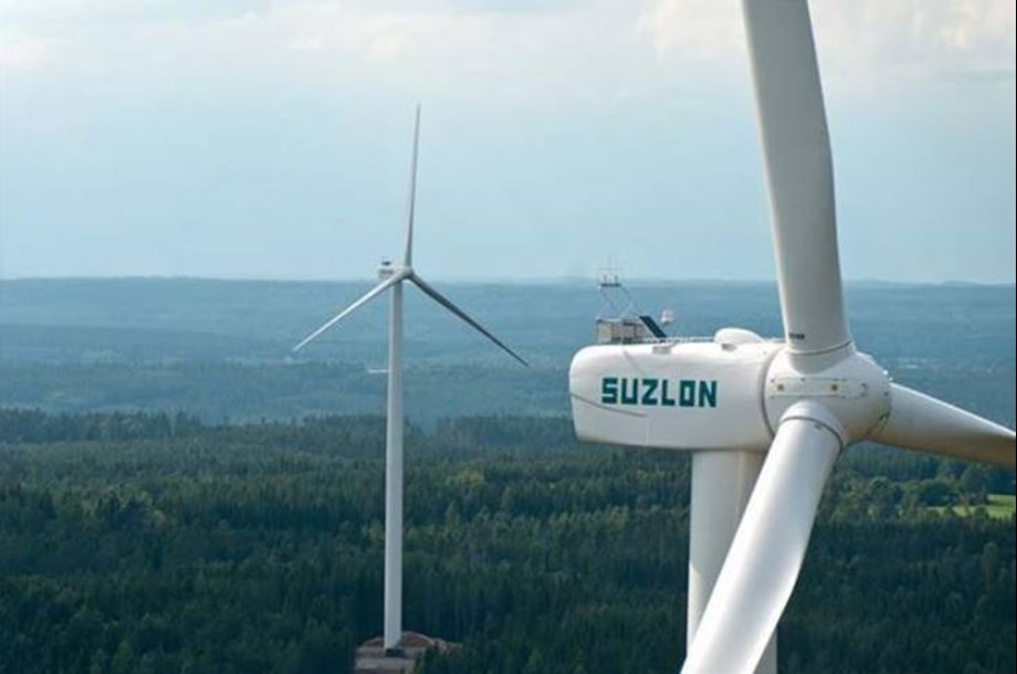 Suzlon looking to capture 30 pct of 20,000 megawatts (MW) of wind capacity