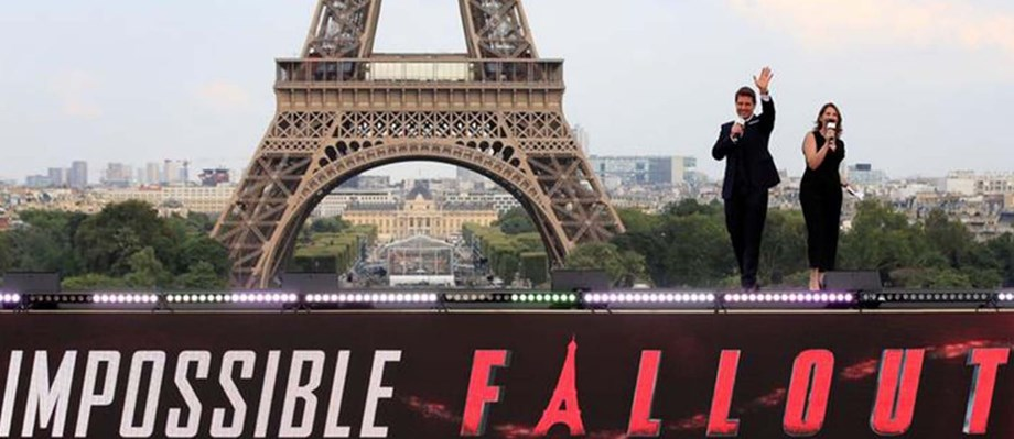 Production of MI: Impossible - Fallout in Abu Dhabi, significant moment for media industry