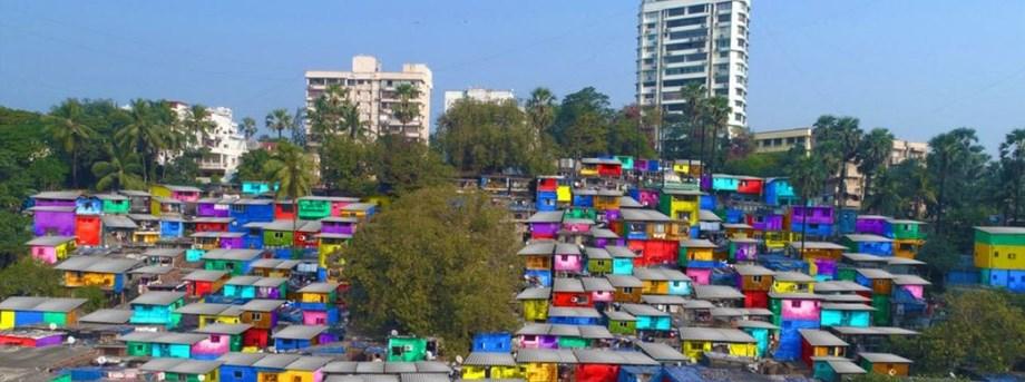 Misaal Mumbai: Painting thouseholds, eliminating darkness from Mumbai's slums