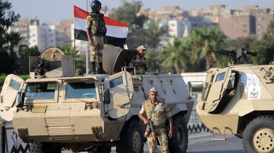 Egyptian troops and forces kill 52 suspected militants