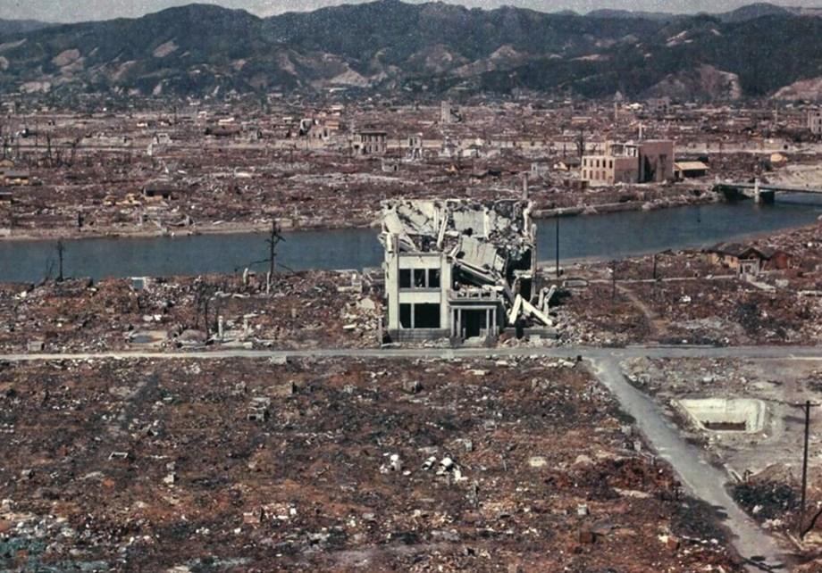 73rd anniversary of atomic bombing in Hiroshima