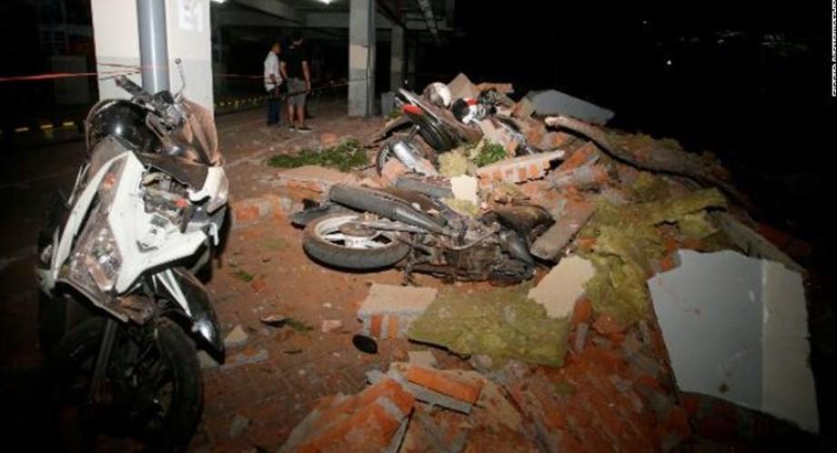 Lombok earthquake death toll rises to 91