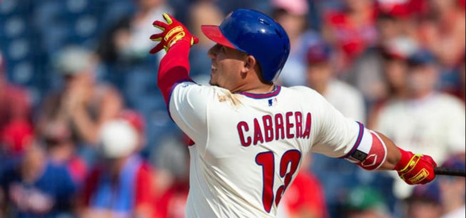 First-place Philadelphia Phillies sweep Miami Marlins