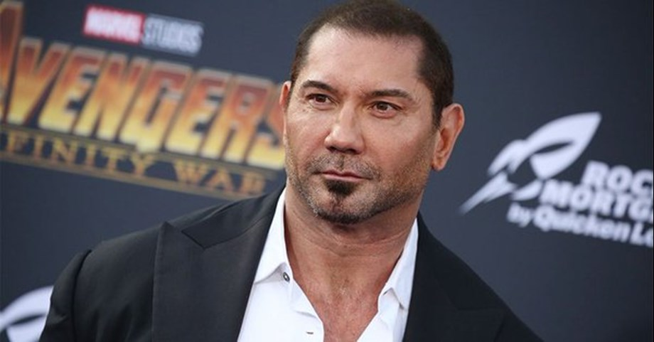 Dave Bautista supports Guardians of the Galaxy's director James Gunn