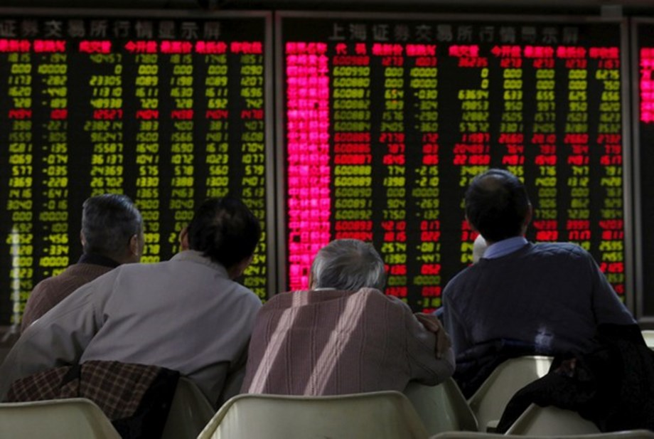 MSCI's broadest index of Asia-Pacific shares outside Japan climbs 0.5 pct
