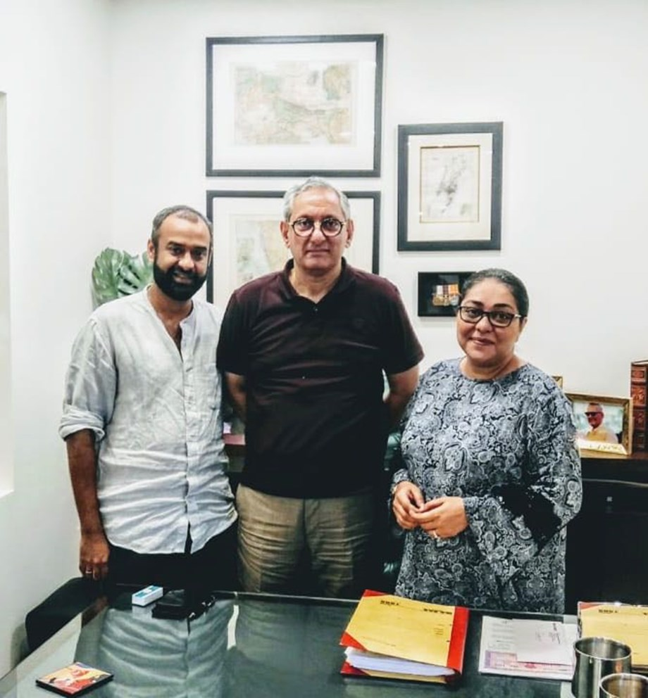 Reliance Entertainment's Phantom Films and Meghna Gulzar to develop series on Rakesh Maria