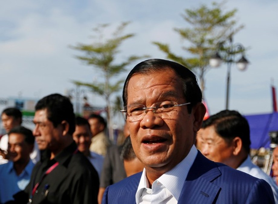 Cambodia's Hun Sen will give speech to UN after victory in criticized election