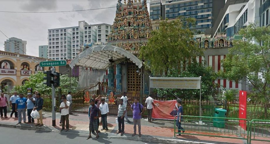 Chairman of Hindu temple in Singapore sacked for 'severe mismanagement'