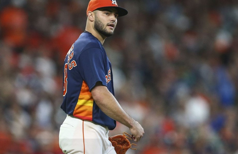 """Don't expect to see right-hander Lance McCullers back on mound"", says manager"