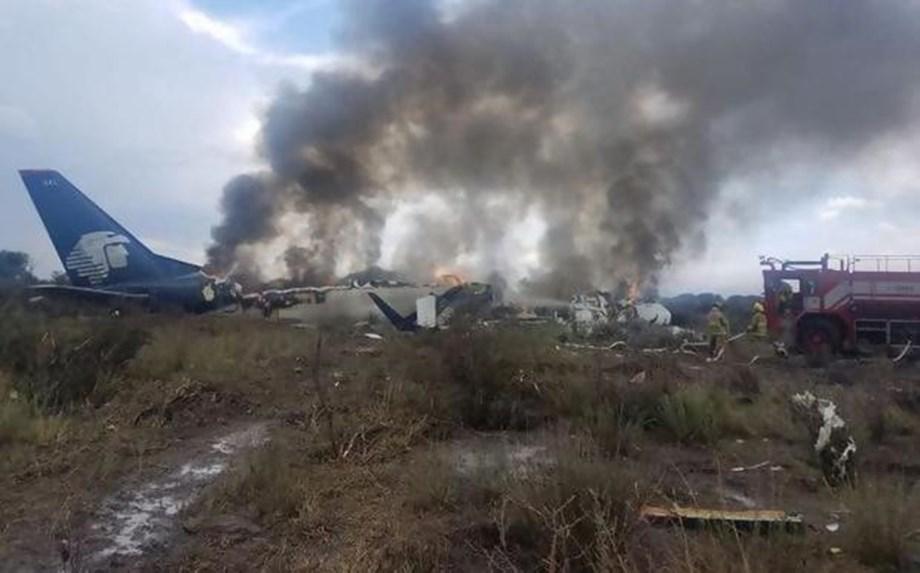 Survivors of Aeromexico plane crash file lawsuit against airline in Chicago