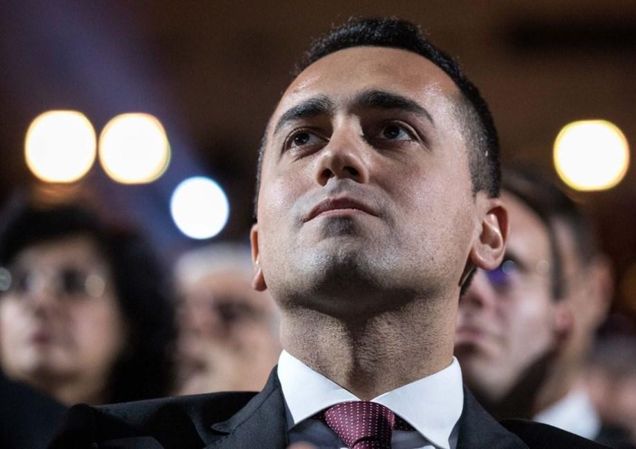 Italian government senior officials to meet Wednesday to discuss budget - Di Maio