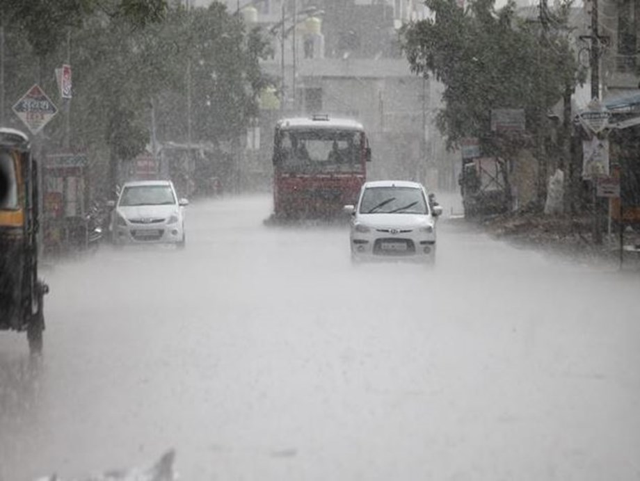Light to Heavy Rain continues to lash most parts of HImachal Pradesh