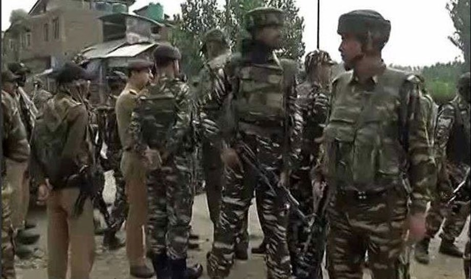 CRPF officer injured as IED laid by NAxals explodes in Chhatisgarh