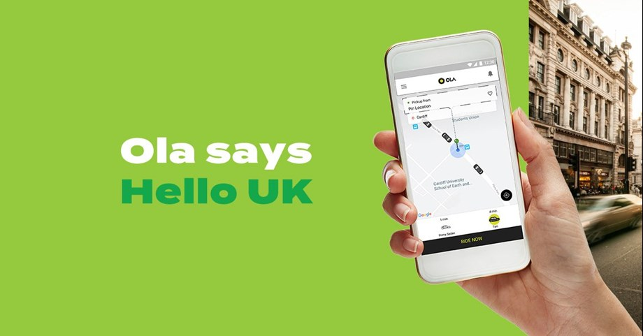 Ola set to foray into UK market