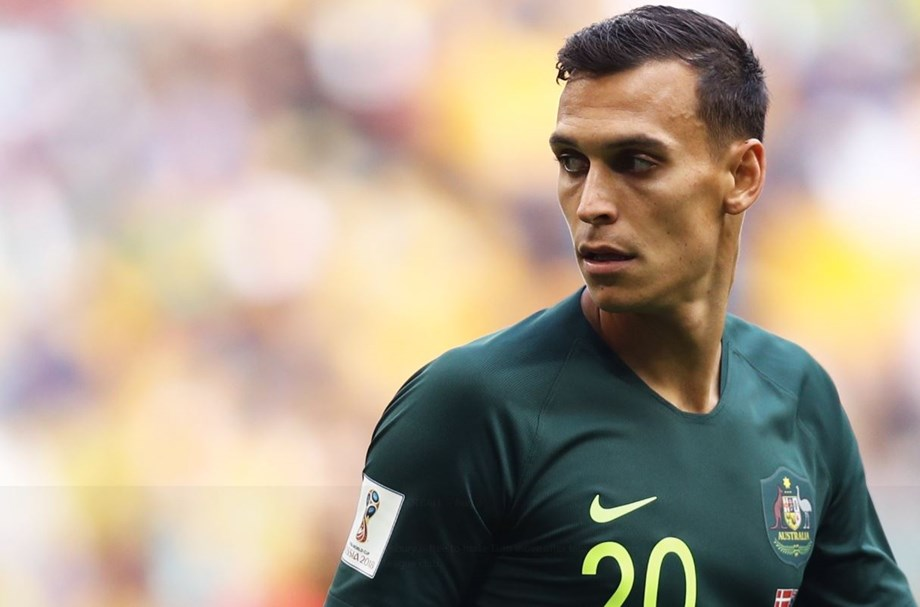 Australia defender Sainsbury joins PSV Eindhoven