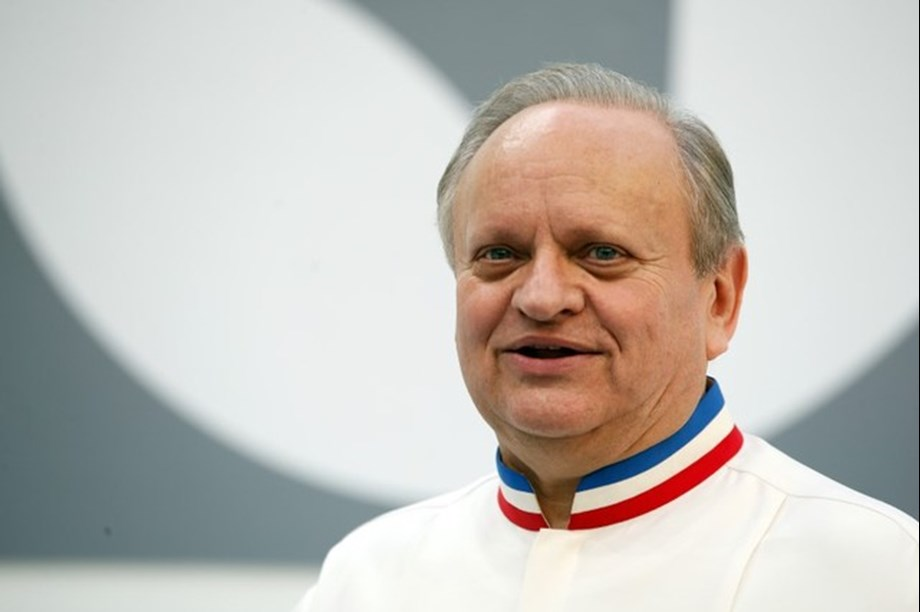 All about French chef Joel Robuchon