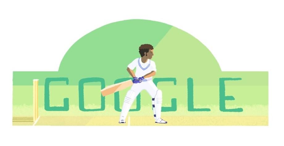 Google Doodle celebrates Dilip Sardesai's 78th birthday