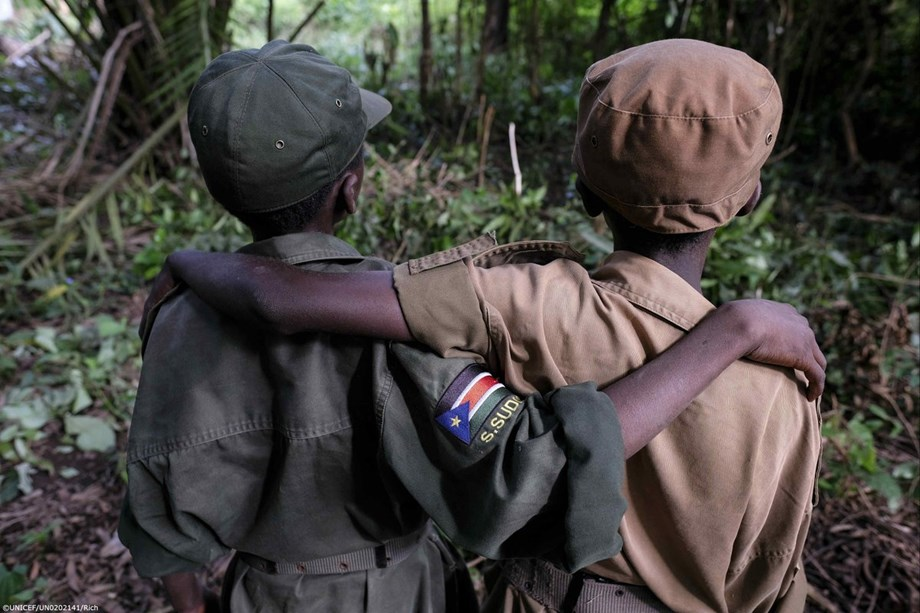 UNICEF: Hundred children released by two armed groups in South Sudan