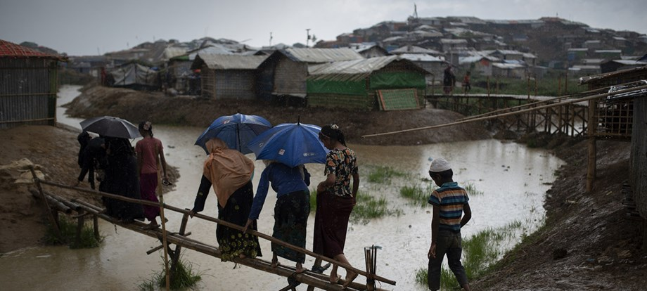 UNHCR Head urges Asia-Pacific leaders to show 'solidarity' with Rohingya refugees