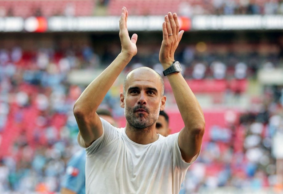 Guardiola prefers improving performance over points record