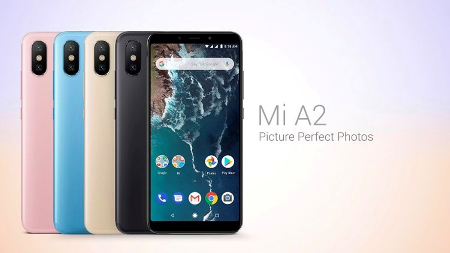 Xiaomi Mi A2 smartphone launched today in India