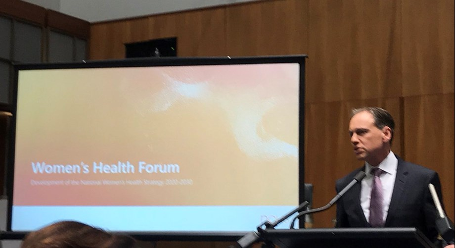 National Women's Health Strategy 2020-2030 aims to improve health and wellbeing of women in Australia