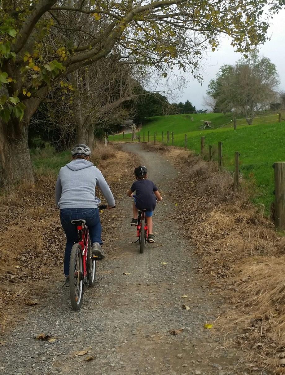 NZ announces contribution of $281,313 to Hauraki Rail Trail