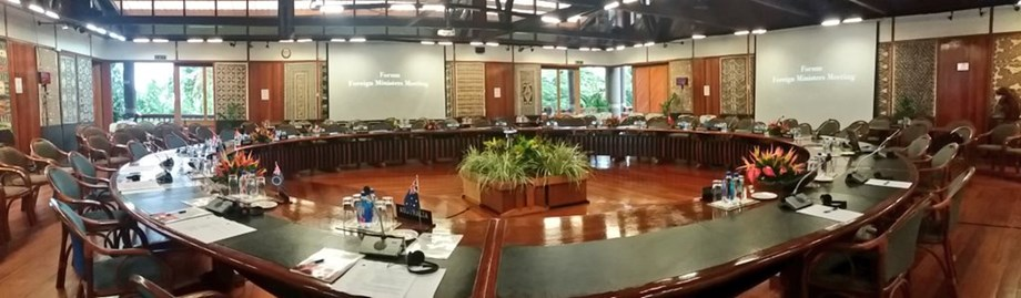 NZ Foreign Affairs Minister to attend Pacific Islands Forum Foreign Ministers' Meeting