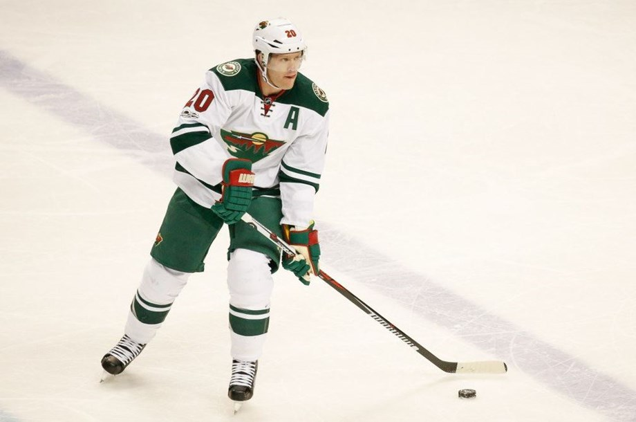 Wild D Suter expects to be ready for training camp