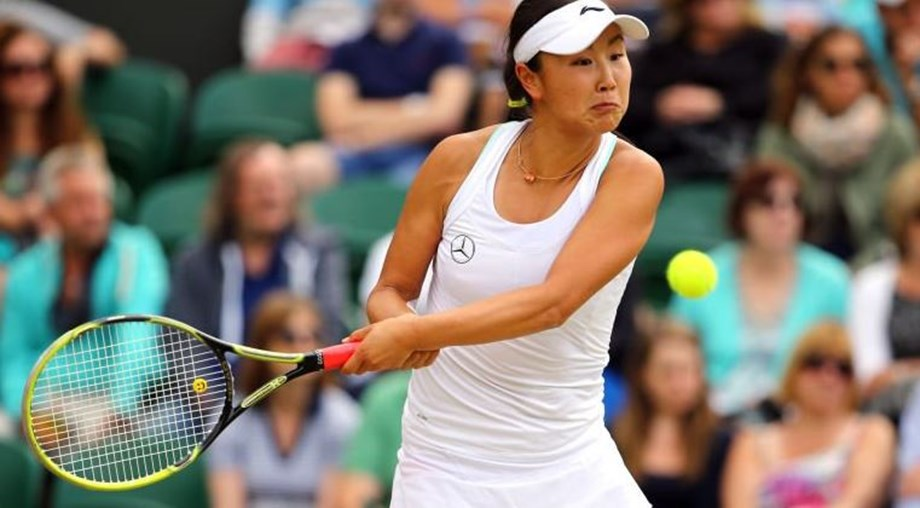 China's Peng banned and fined for Wimbledon corruption attempt