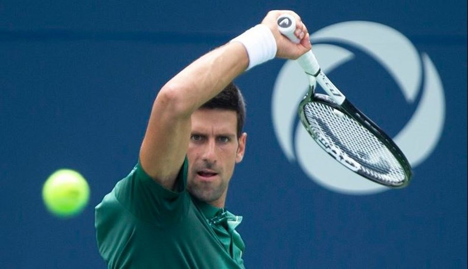 Djokovic happy to beat Polansky and the clock in Toronto