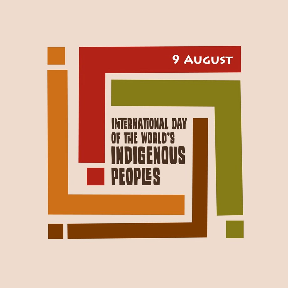 August 7: International Day of the World's Indigenous Peoples