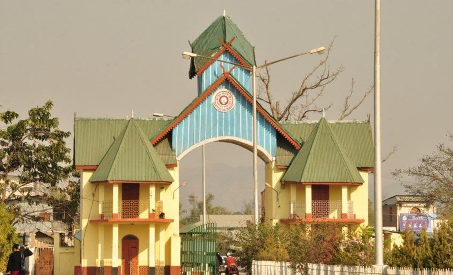 Manipur varsity VC informs Centre of the impasse