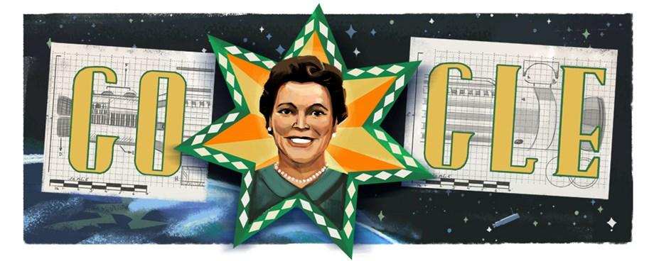 Google Doodle celebrates Mary G. Ross' 110th Birthday