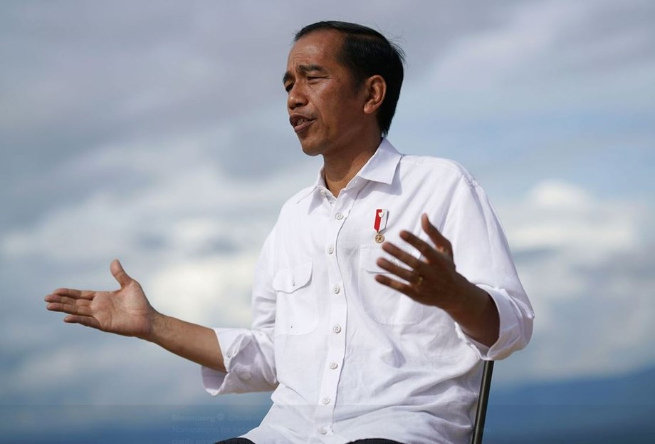 Indonesia's president to register candidacy for 2019 election