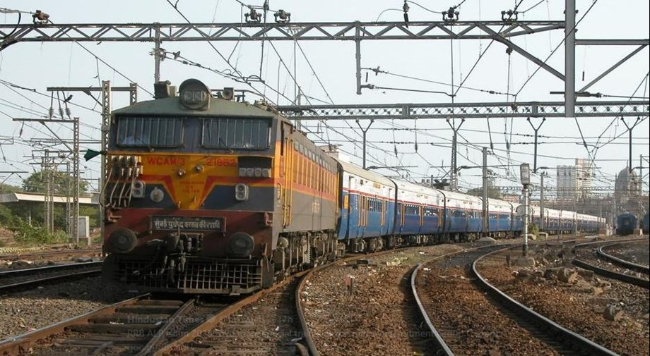 74% appear in first shift of railway online exam