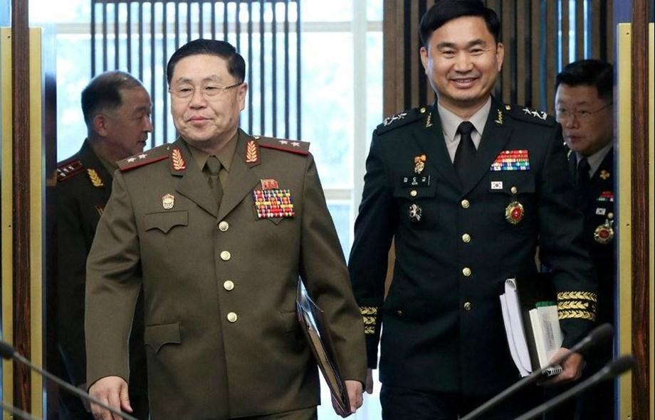 Seoul: Rival Koreas to meet to prepare for leaders' summit