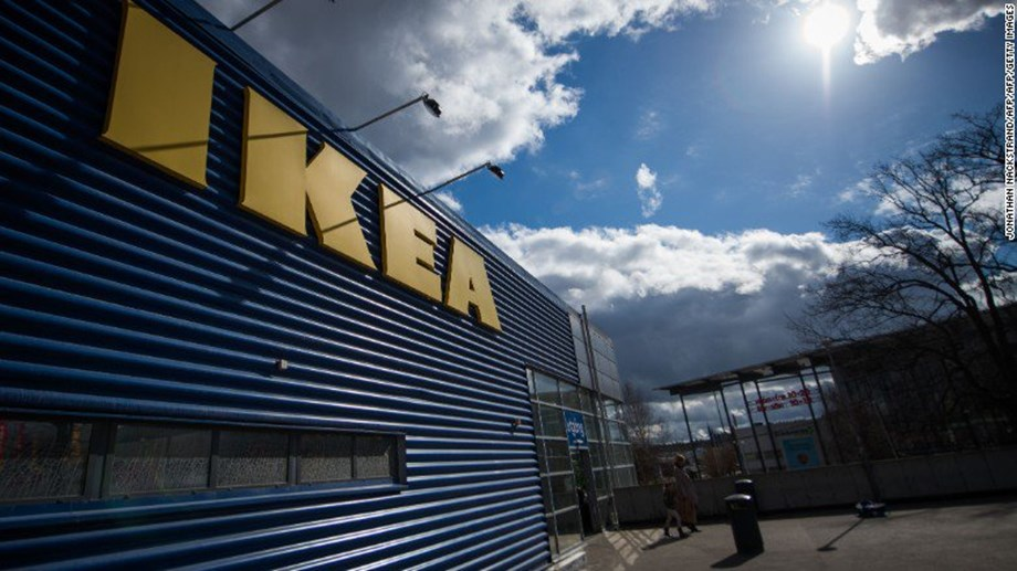 Swedish home furnishings major IKEA today opened its first store in India