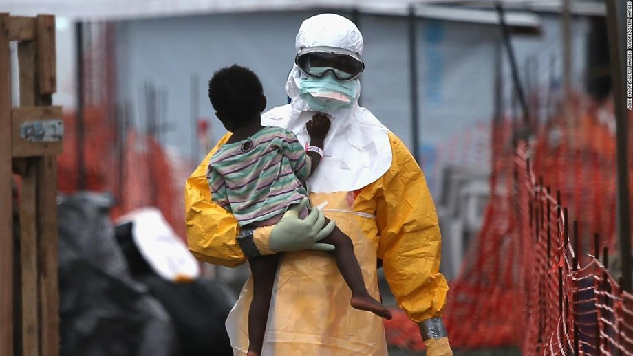 Congo's Health Ministry starts Ebola vaccinations following 2nd outbreak