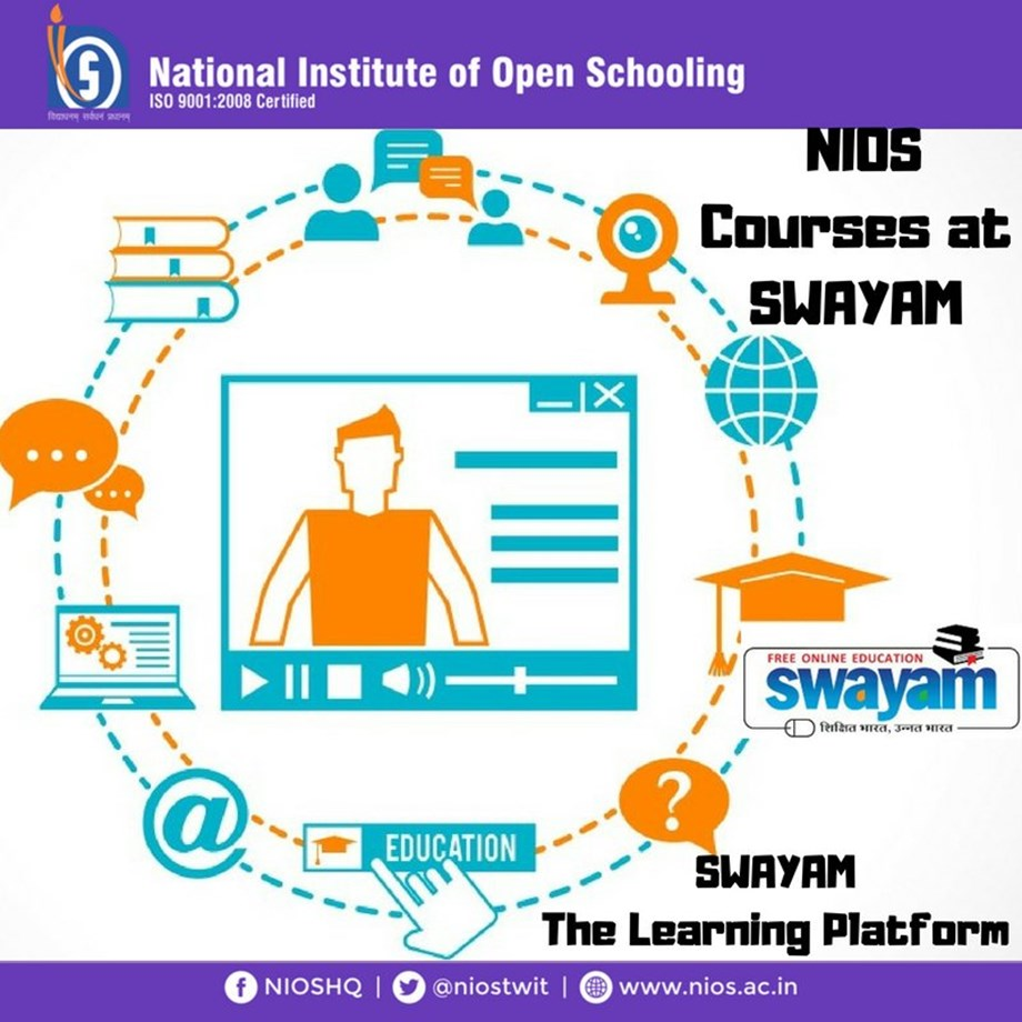 SWAYAM project provides one integrated platform and portal for online courses