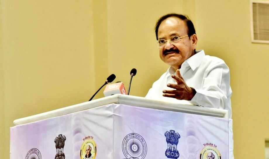 """Vice President inaugurates """"Scientific Convention on World Homoeopathy Day"""""""