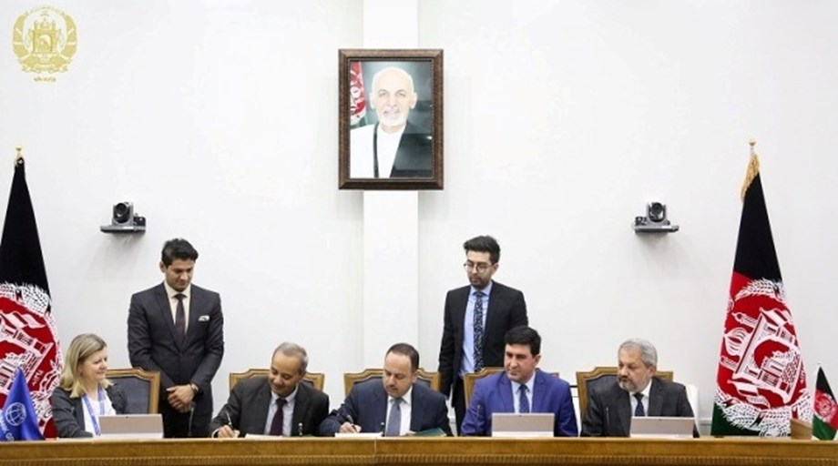 World Bank and Ministry of Finance sign USD 691 mln Financing to Improve Afghanistan's Economy and Healthcare