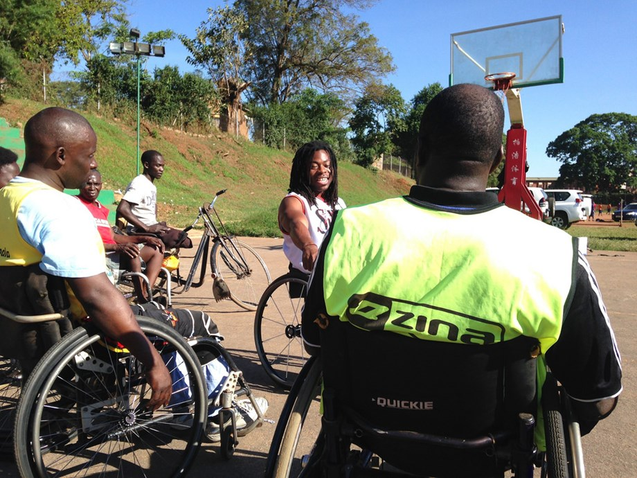 Guinea: Promotion and protection of people with disabilities