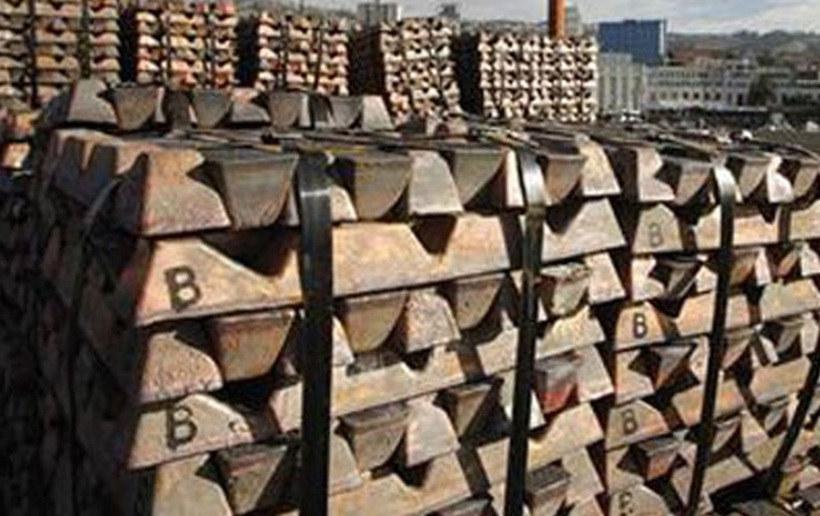 Zinc futures soften by 0.19% on profit-booking