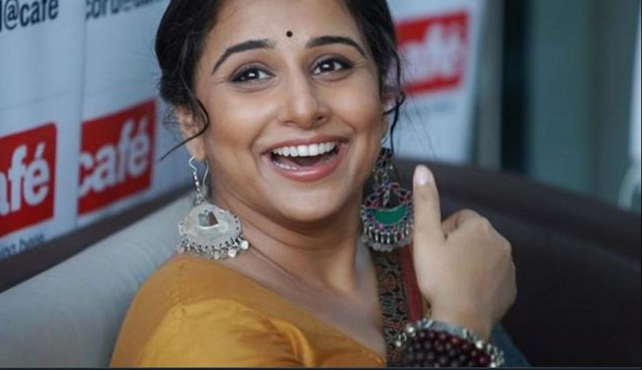 Very excited about NTR biopic, says Vidya Balan