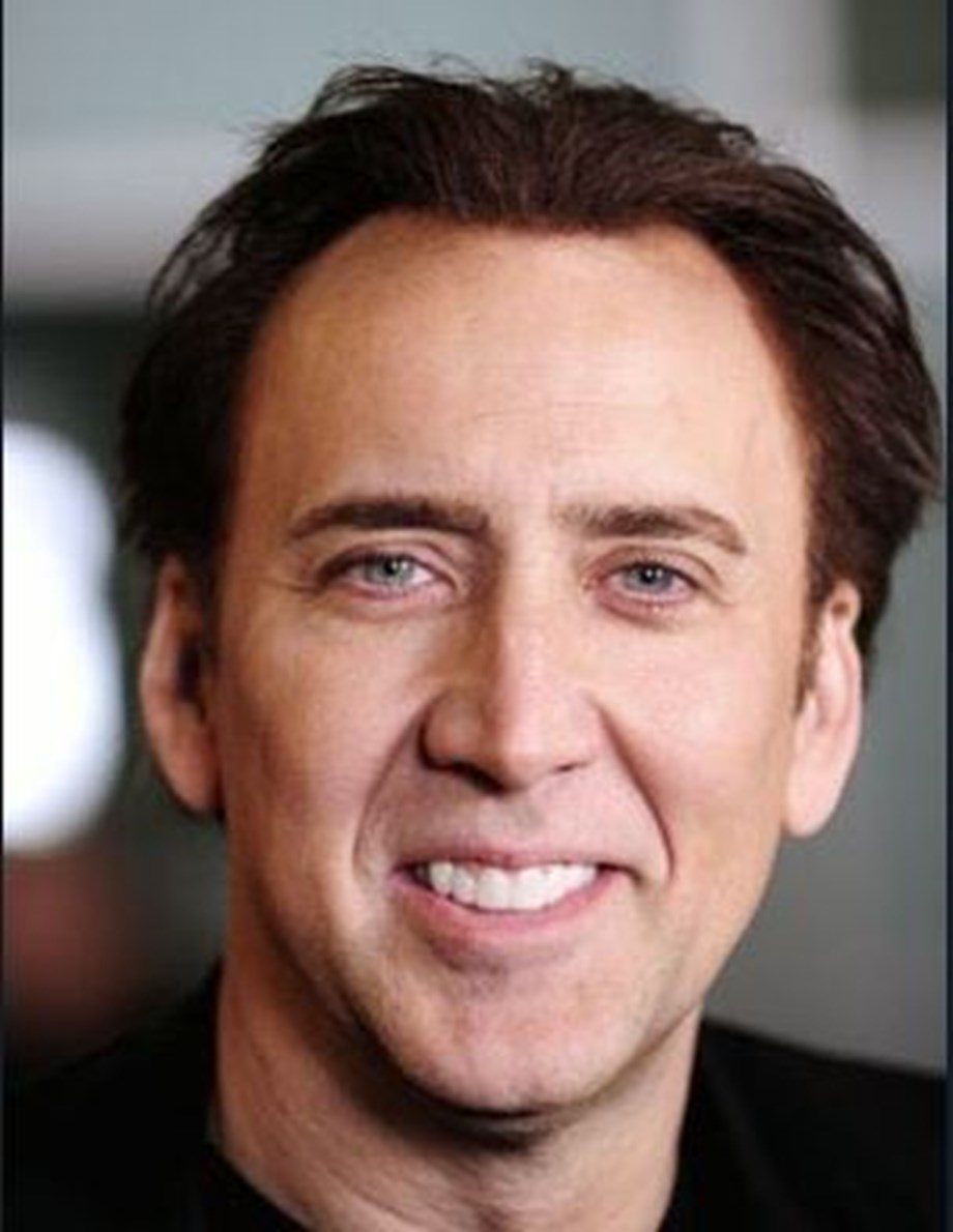 Stunt work for 'Mandy' helped Nicolas Cage to recover from broken ankle
