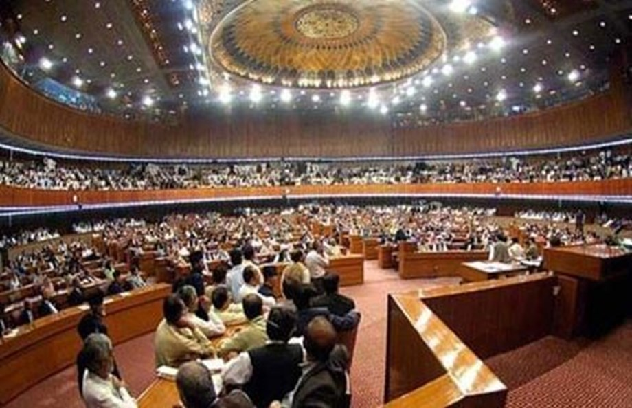 First session of Pakistan's 15th Parliament summoned on Monday