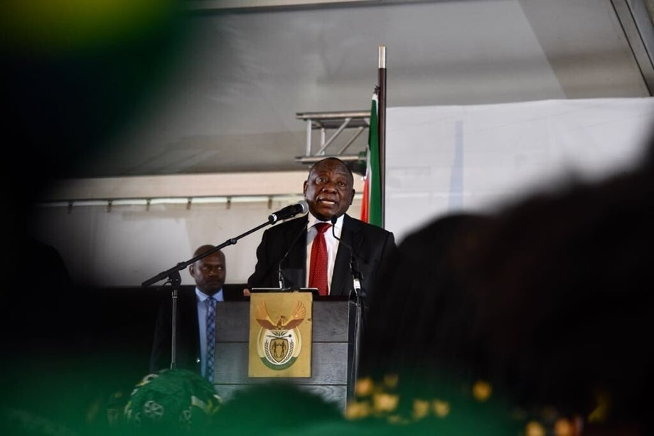 SA President Ramaphosa departs for Working Visit to Democratic Republic of Congo
