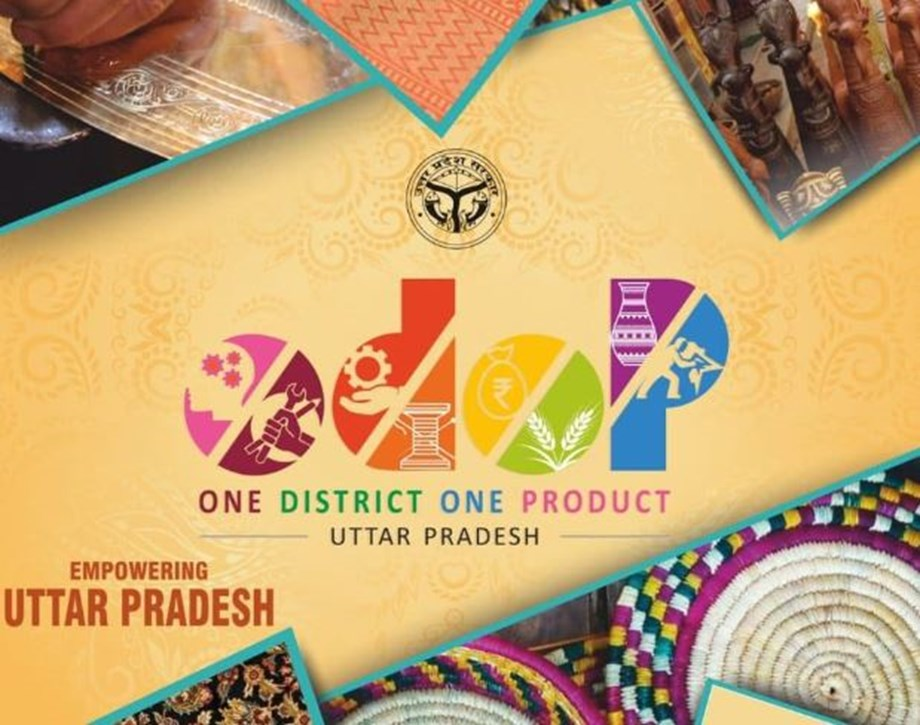 President inaugurates 'One District One Product' Summit in UP